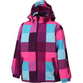 Color Kids Dikson Chaqueta de esquí acolchada Niños, berry